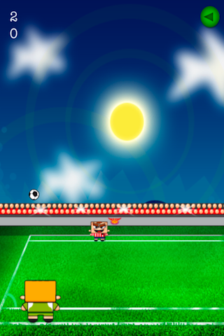 Screenshot Addictive Soccer Heading