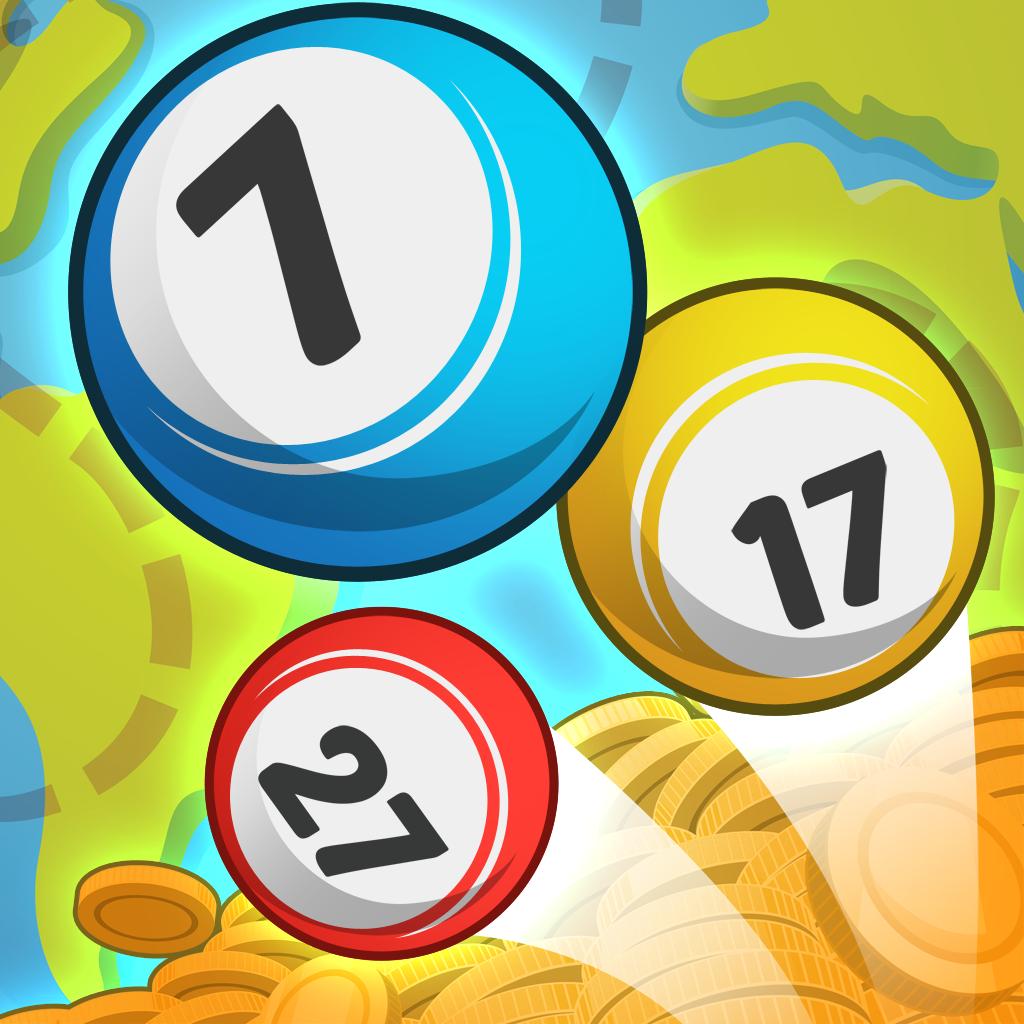 A Bingo Travel Adventure PRO - Best Lotto Casino Game